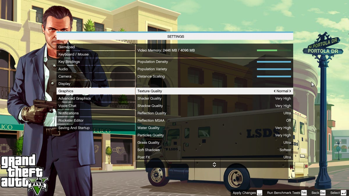 Grand Theft Auto V Benchmarked: Pushing PC Graphics To The Limit