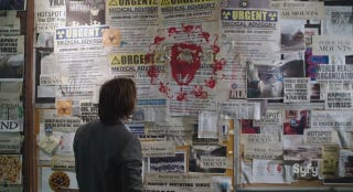Illustration for article titled Syfy's 12 Monkeys Immediately Distinguishes Itself from the 1995 Film
