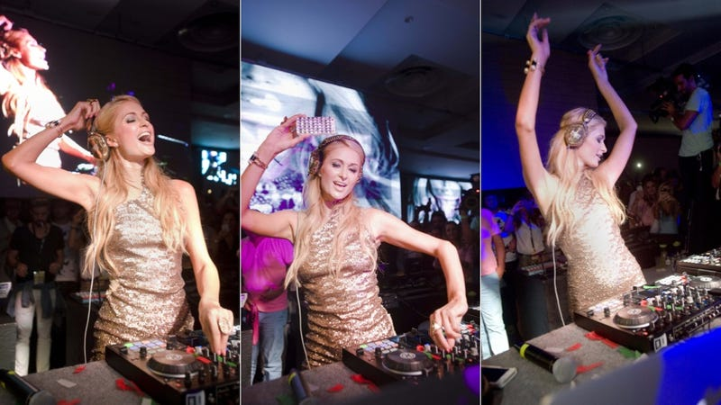Illustration for article titled Paris Hilton Runs Up $230,000 Bar Tab, Leaves $47K Tip