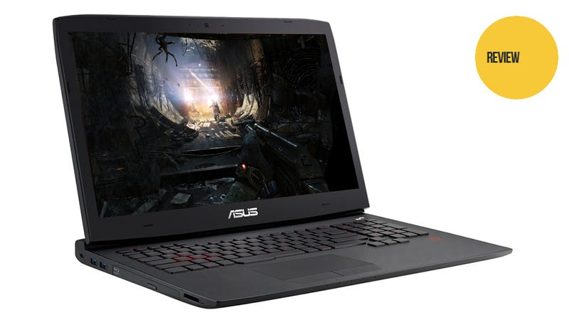 Illustration for article titled Asus ROG G751JY-DH71 Gaming Laptop: The Kotaku Review