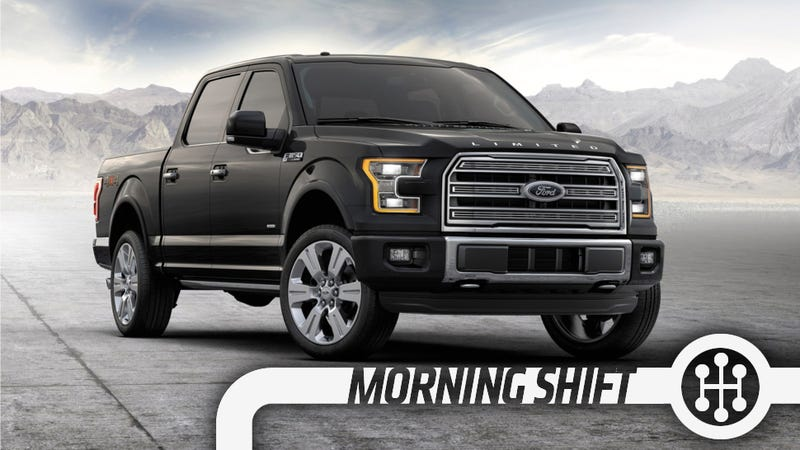 Illustration for article titled Those Dumb Chevy Ads Couldn't Hurt The Ford F-150