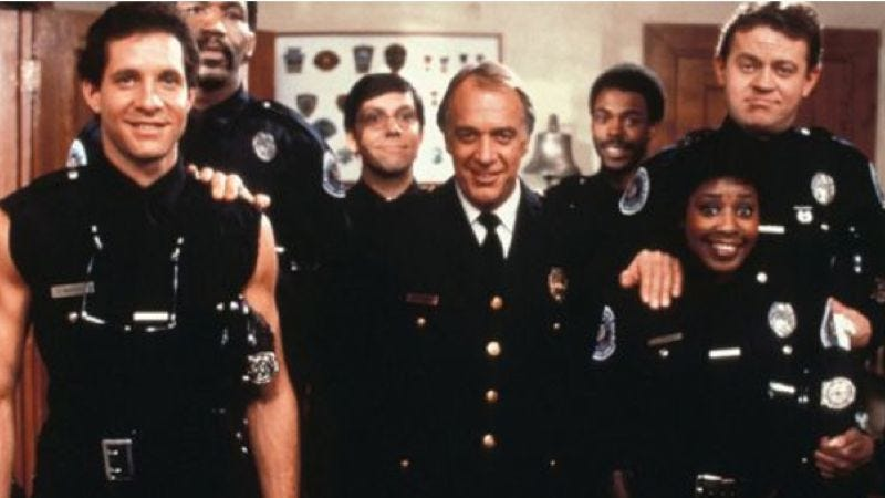 Illustration for article titled That Police Academy reboot now has a director
