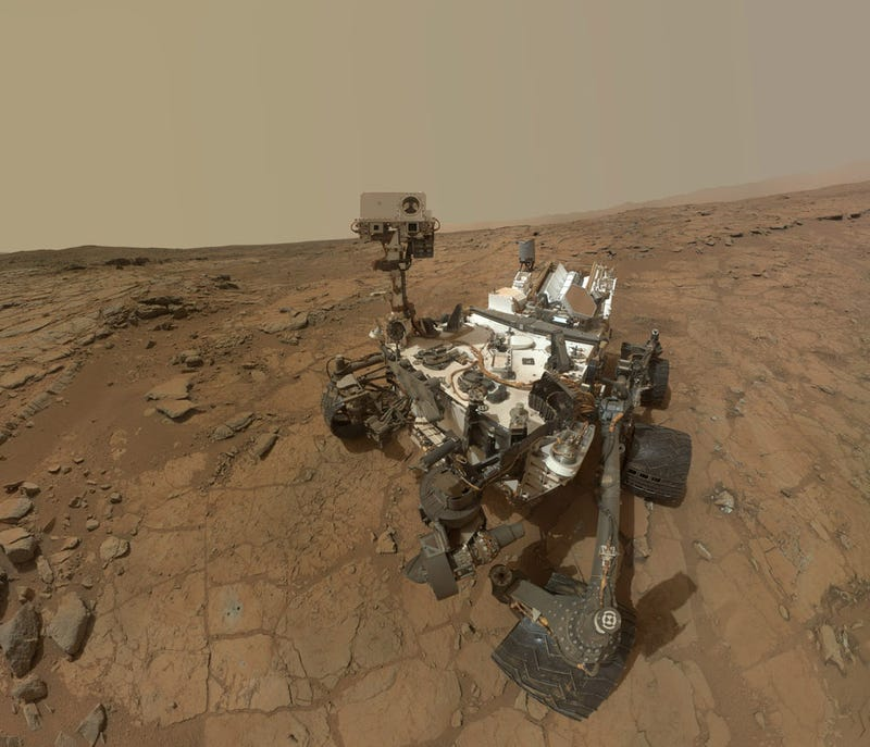 Illustration for article titled Curiosity Just Found A Key Component For Life On Mars
