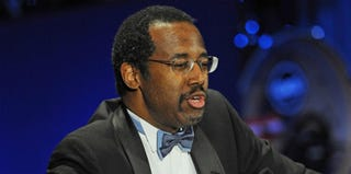 Dr. Ben Carson in 2009 (Stan Honda/AFP/Getty Images)