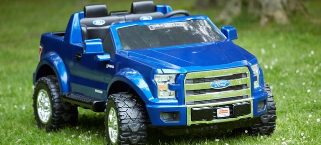 the ford f 150 power wheels truck is for rugged little boys and girls. Black Bedroom Furniture Sets. Home Design Ideas