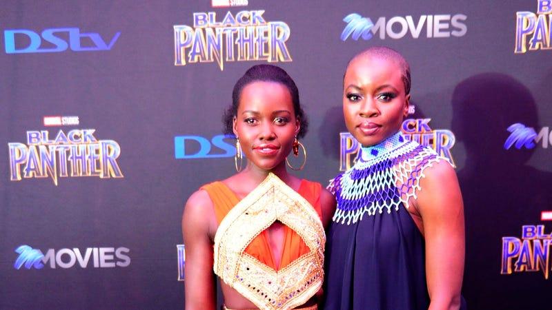 Illustration for article titled Lupita Nyong'o and Danai Gurira are adapting Chimamanda Ngozi Adichie's Americanah for TV