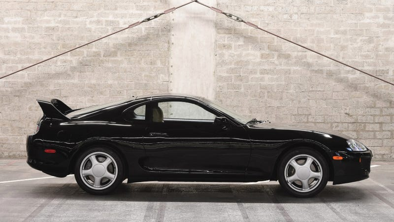 Illustration for article titled Somebody Just Paid $173,600 for This Stock 1994 Toyota Supra
