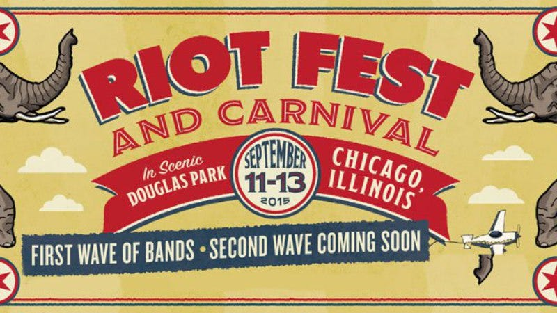 Illustration for article titled No Doubt, Faith No More, Rancid, Snoop Dogg headline Riot Fest's first wave