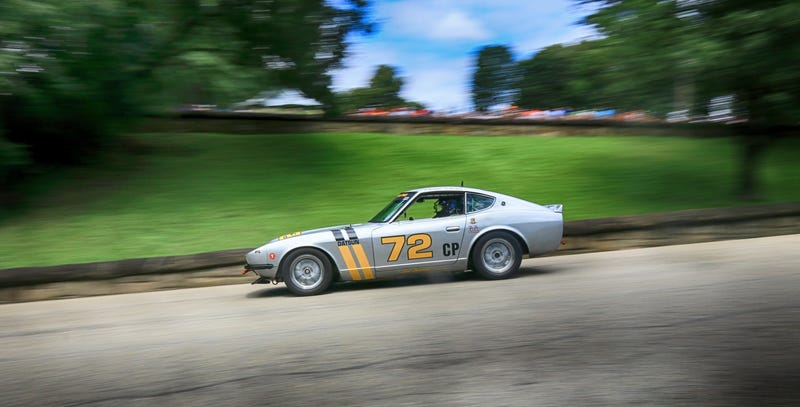 Illustration for article titled Your Ridiculously Awesome Datsun 240Z Racecar Wallpaper Is Here