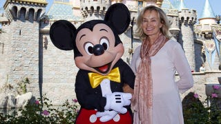 Illustration for article titled Mickey Mouse Finally Meets Jessica Lange