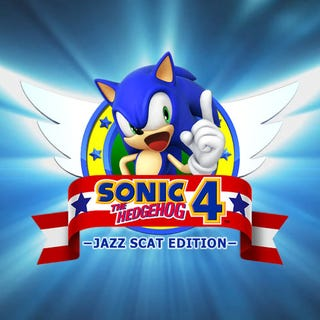 Illustration for article titled Sonic the Hedgehog 4 Needed A Little Jazz Scat