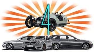 The World's Best Fourth Car