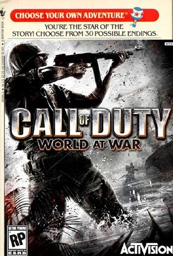 Illustration for article titled CoD: World At War PC Mod Tools Launched