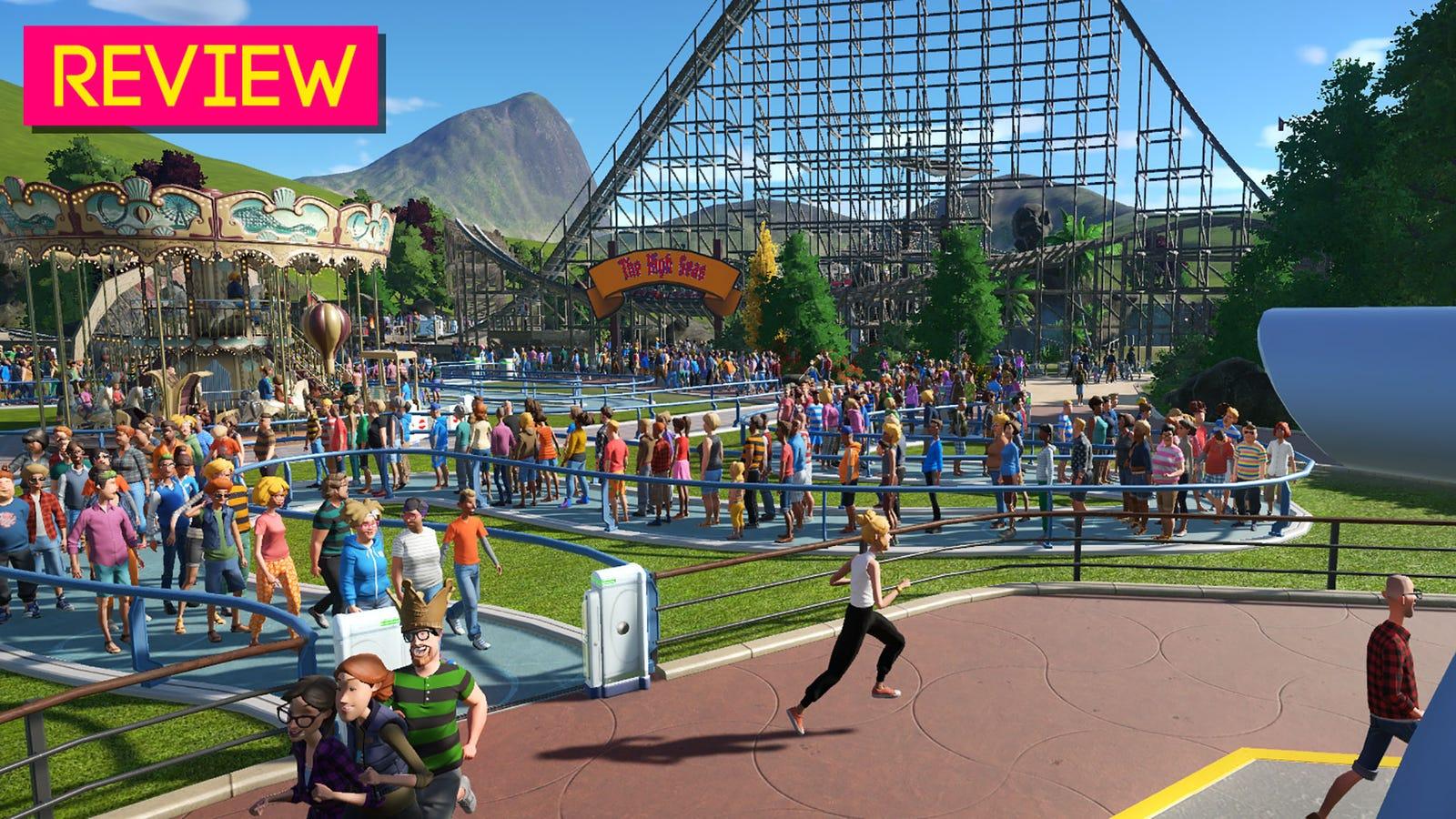 Planet Coaster: The Kotaku Review