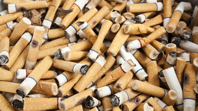 Illustration for article titled Los niños tragan más humo con la Ley Antitabaco por el aumento del consumo en casa