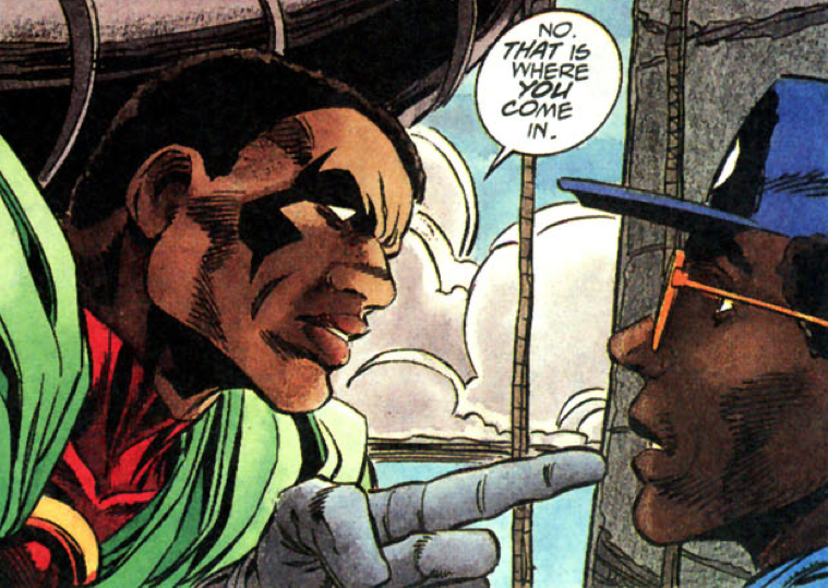 Why Wouldn't An Immortal Black Superhero Have Just Ended Slavery?