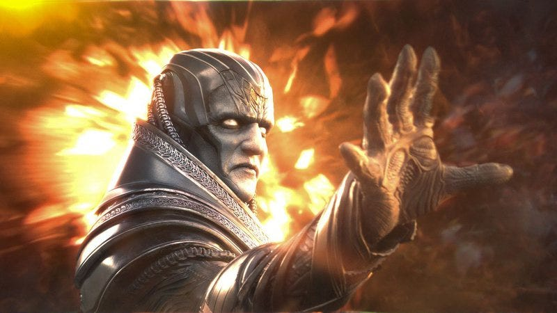 X-Men: Apocalypse (Image: 20th Century Fox)