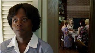 Viola Davis in The Help (Dreamworks)