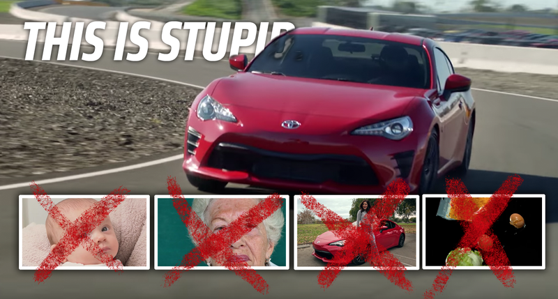 Illustration for article titled Toyota Is Completely Fucking Up The Advertising For The Toyota 86
