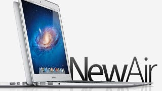 Illustration for article titled New MacBook Airs Get Hit With a Thunderbolt