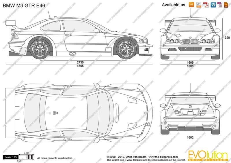 Illustration for article titled Does anyone have and cool Autocad cars?