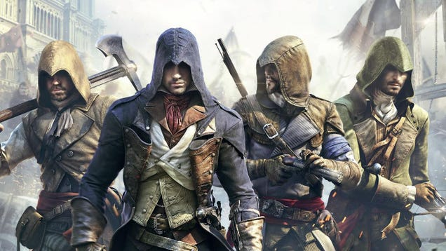How to Get a Free PC Copy of  Assassin s Creed Unity