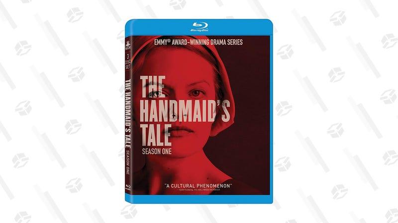 The Handmaid's Tale Season 1 Blu-ray | $15 | Amazon