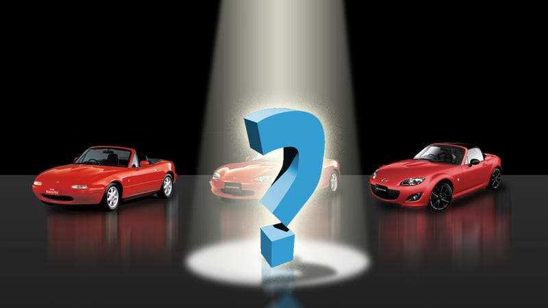 Illustration for article titled Mazda Wants Jalopnik Readers To Help Create The Next Miata