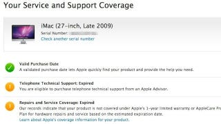 Illustration for article titled How to Find Out If Your Apple Device is Still Covered by a Warranty
