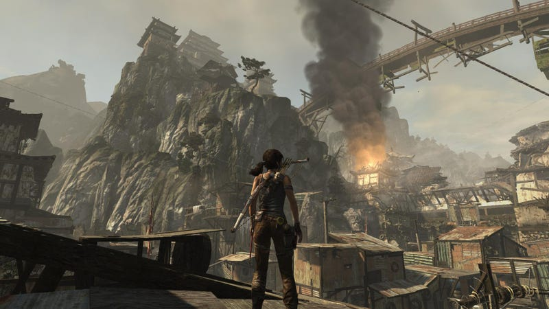 Illustration for article titled Tomb Raider Performance Test: Graphics and CPUs