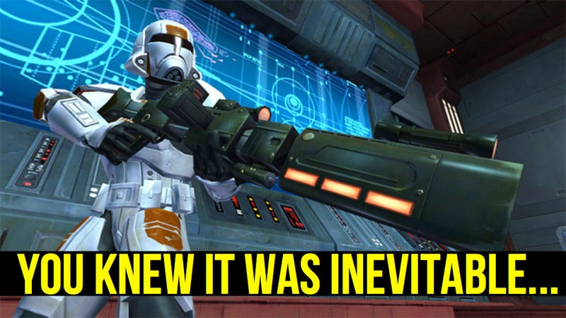 Illustration for article titled Star Wars: The Old Republic Is Going Free-To-Play This Fall