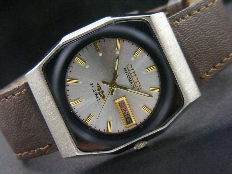 eBay-Verkäufer in Indien haben Millionen von alten japanischen Uhren