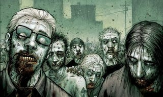 Illustration for article titled AMC Greenlights Frank Darabont's Walking Dead TV Series