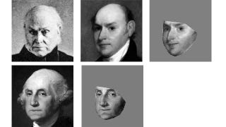 Illustration for article titled What Did Our Earliest Presidents Really Look Like?