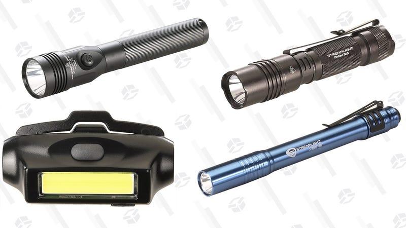 Streamlight Flashlight Gold Box | Amazon