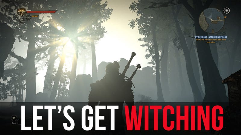 Illustration for article titled Before You Start... Tips For Playing The Witcher 2 The Best Way