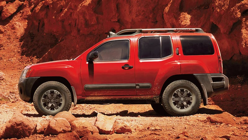 Illustration for article titled Sure Hope Nissan Sells Us This New Truck-Based SUV