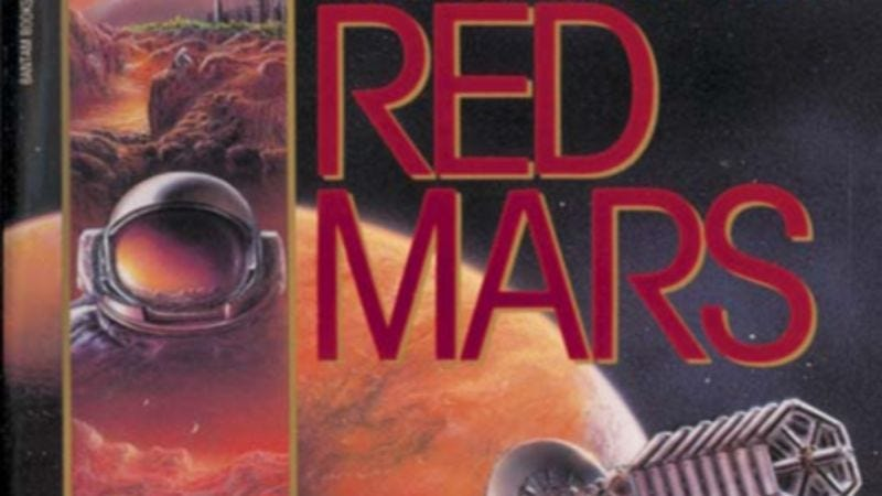 Illustration for article titled Spike TV orders its first scripted series in 9 years, Red Mars, to series