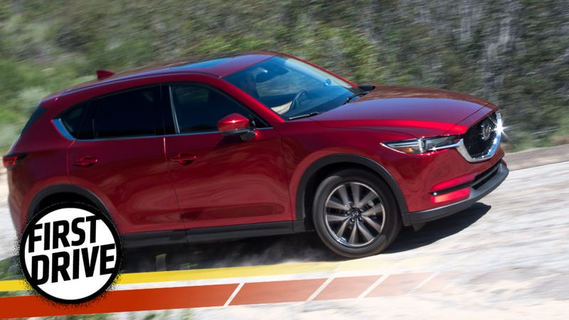 The 2017 Mazda CX 5 Is Still The Crossover For People Who Donu0027t Hate  Driving Or Life