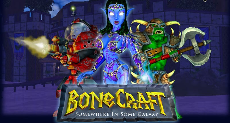 Illustration for article titled BoneCraft Is Porn's Answer To World Of Warcraft