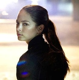 Illustration for article titled Kristen Kreuk's New Street Fighter Clips Remind Us Sweet Can't Save Crazy Bad