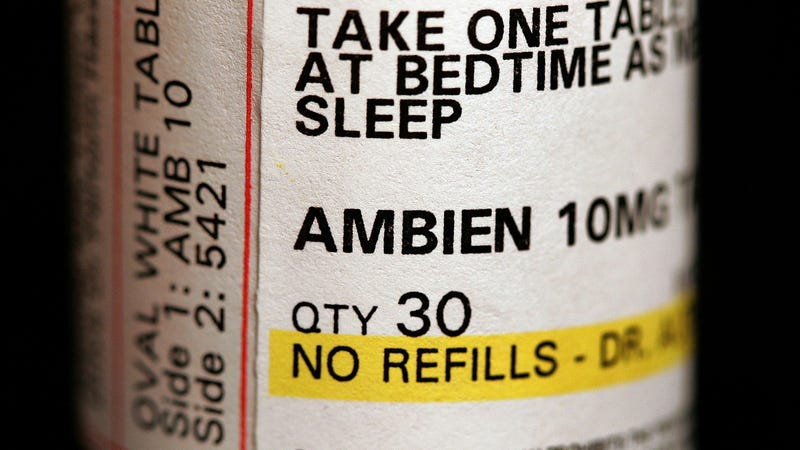 Illustration for article titled Ambien Has Some Terrible Side Effects, Even If It Doesn't Make You Racist