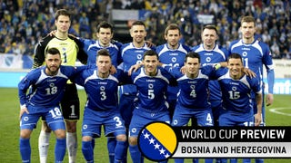 Illustration for article titled Bosnia And Herzegovina Could Break Some Hearts In Their First World Cup