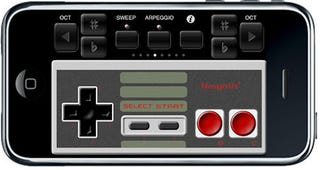 Illustration for article titled NESynth iPhone App Pumps Out Nintendo-Style Chiptunes
