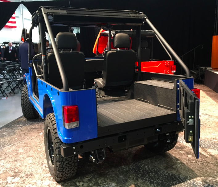This Is Why Mahindra Can Build Tiny Jeeps