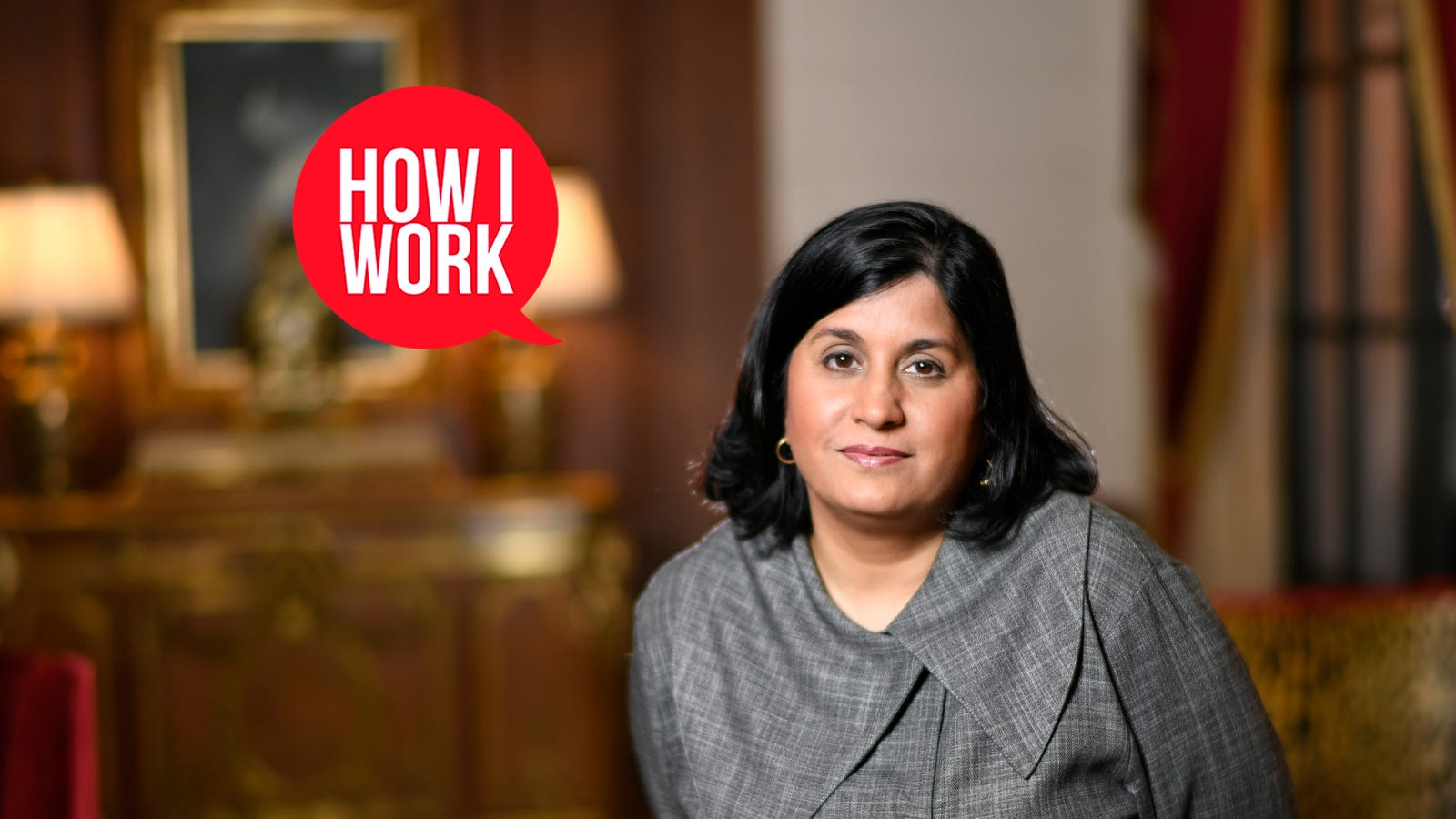 I'm Maya Ajmera, Publisher of 'Science News,' and This Is How I Work