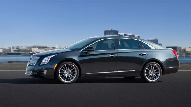 Illustration for article titled The Cadillac XTS And CTS Will Indeed Get A 410 HP Twin-Turbo V6