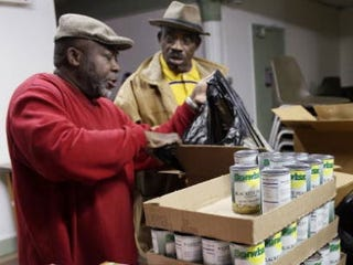 Bronx food pantry (Spencer Platt/Getty Images)