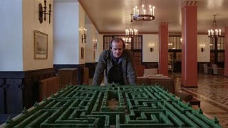 Illustration for article titled The Hotel FromThe Shining Wants You To Design Its Scary New Hedge Maze