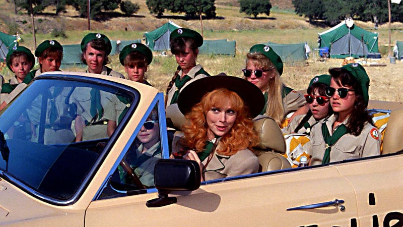 Illustration for article titled Cult Classic Troop Beverly Hills Still Rules 30 Years Later, and So Does 'Cookie Time'